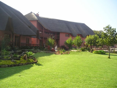 Meulstroom Lodge