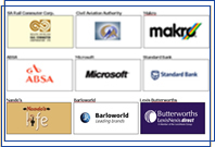 Some of the companies using our services