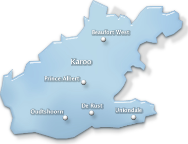 Conference Venues in Karoo region