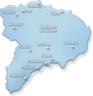 conference venues in Northern & Esatern Free State , south africa