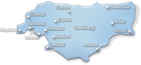 conference venues Overberg & Whale Coast region of western cape , south africa