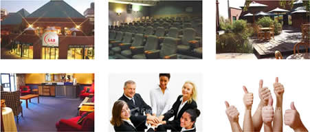 Johannesburg conference venues