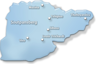 conference venues in Soutpansberg region of the Limpopo Province , South Africa