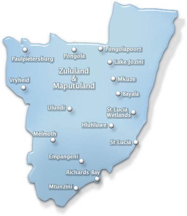 conference venues in Zululand/Maputuland region of kwazulu-natal, south africa